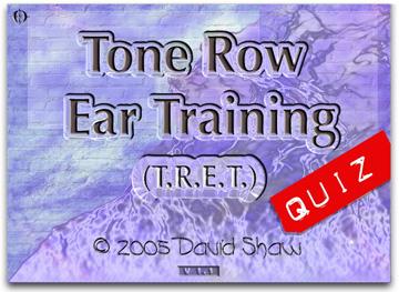 Tone Row Ear Training Quiz