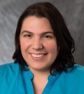 Photograph of Dr. Amanda Roth, Assistant Professor of Philosophy at SUNY Geneseo