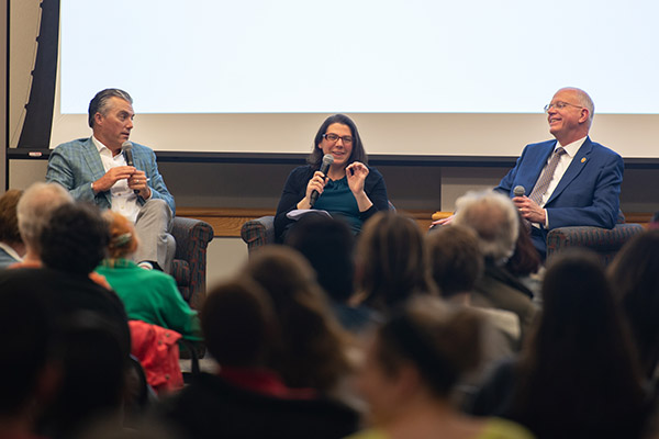 Photo of Panel Discussion