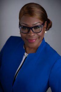 headshot of MCC's newly appointed president Dr. DeAnna R. Burt-Nanna